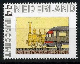 Spoorwegmuseum Utrecht 1934