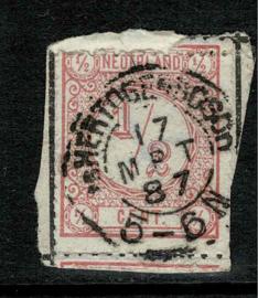 30pII. ½ ct. Bossche Tanding Type II
