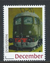 NS 1010 van een affiche