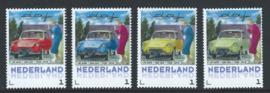 60 jaar DAF 600 1958 - 2018. Serie van 4 verschillende PPZ**