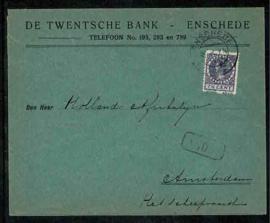 TBE in R24 De Twentscje Bank 0 Enschede