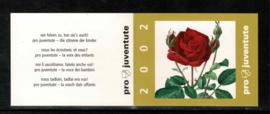 2002. Postzegelboekje WI-51 Pro Juventute **