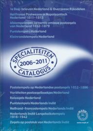 Nederland Specialiteiten Catalogus Deel 1