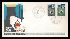 1957. E32 Europazegels