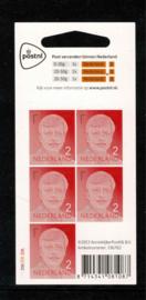 2015. Willem Alexander complete set boekjes jaartal 2015