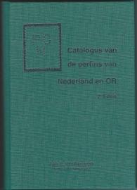 Catalogus van de Perfins van Nederland en OG, 2e editie