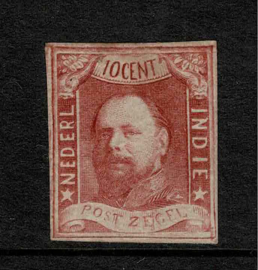 1864. Nr 1 wijnrood