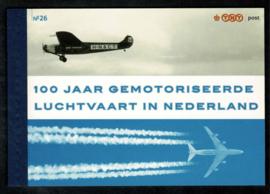 PR26 100 jaar gemotoriseerde Luchtvaart 2009