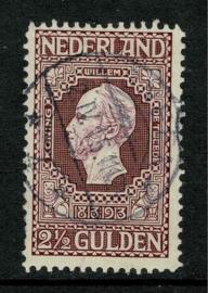 99A. 2½ Gulden ⦿ Luxe