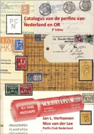 Catalogus van de perfins van Nederland en OR. 3e Editie.