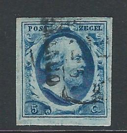 1i donkerblauw, plaat III-56