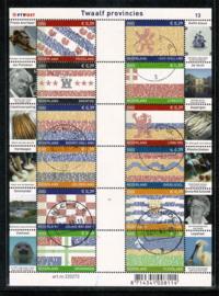 2002. V2065/76 12 Provincies ⦿