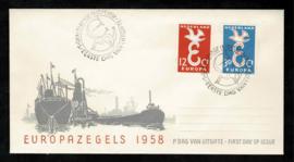 1958. E35 Europa