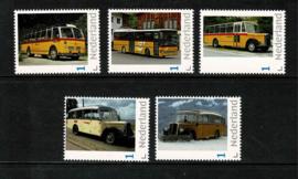2021 Zwitserland serie diverse Postbussen Die Post ~ La Poste
