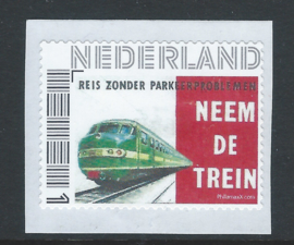 NS sluitzegel jaren 60
