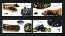 Argentinië 1997. Locomotieven complete serie **