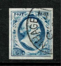1d donkerblauw, plaat II