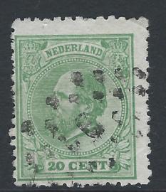 24D. 20 cent groen