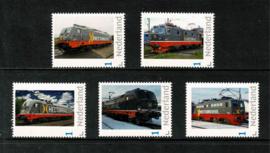 Hector Rail serie van 5 verschillende Locs