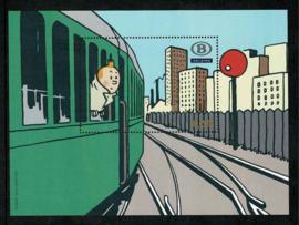 België 2007. TRV51 100e verjaardag Hergé - Kuifje **