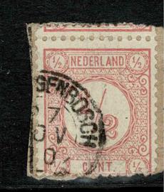 30pII. ½ ct. Bossche Tanding. Type II