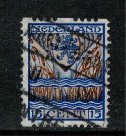 Poko SZ type 2 (Rotterdam) in R81 Kinderzegel 1927