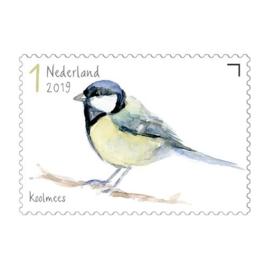 2019. 3743/48 Tuinvogels **