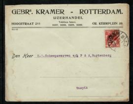 GK in 60 Gebr. Kramer ~ Rotterdam
