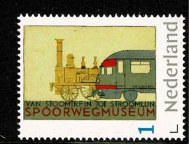 Spoorwegmuseum 1934 (nieuw tarief)