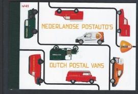 PR45 Nederlandse Postauto's PTT 2013