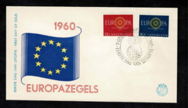 1960. E45 Europazegels