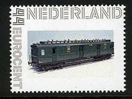 Philotrain NS P 6021 Postrijtuig 4-asser