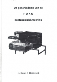 De geschiedenis van de Poko postzegelplakmachine