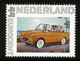 2008 DAF 600 50 jaar, in de gele uitvoering