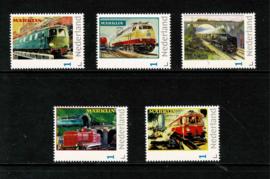 Marklin oude catalogi 2e serie van 5 verschillende