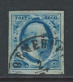 1i donkerblauw, plaat III-87