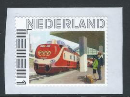 TEE Trans Europ Express (1957-1987) affiche Zelfklevend