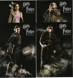 2005. Harry Potter set