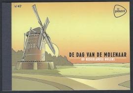 PR47 Nederlandse Molens 2013