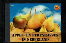 PR65 Appel- en Terenrassen in Nederland  2016