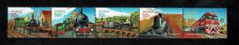 Australië 2004. 150 jaar Spoorwegen. Complete serie (met gom) **