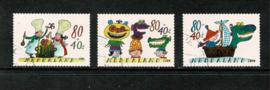2000. 1927/9 Kinderzegels. Speciale tanding ⦿