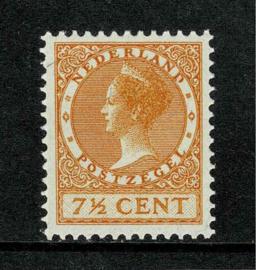 151 7½ ct. geel **