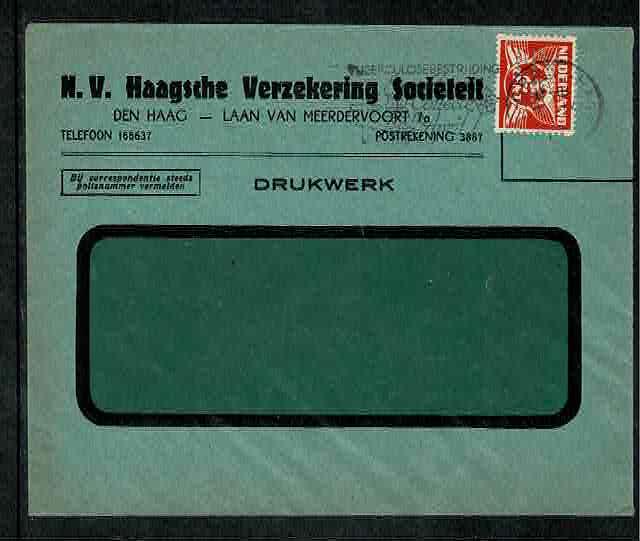 HVS in R2 (of R19) Haagsche Verzekerings Sociëteit