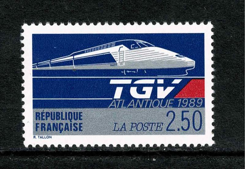 Frankrijk 1998. TGV Atlantique **