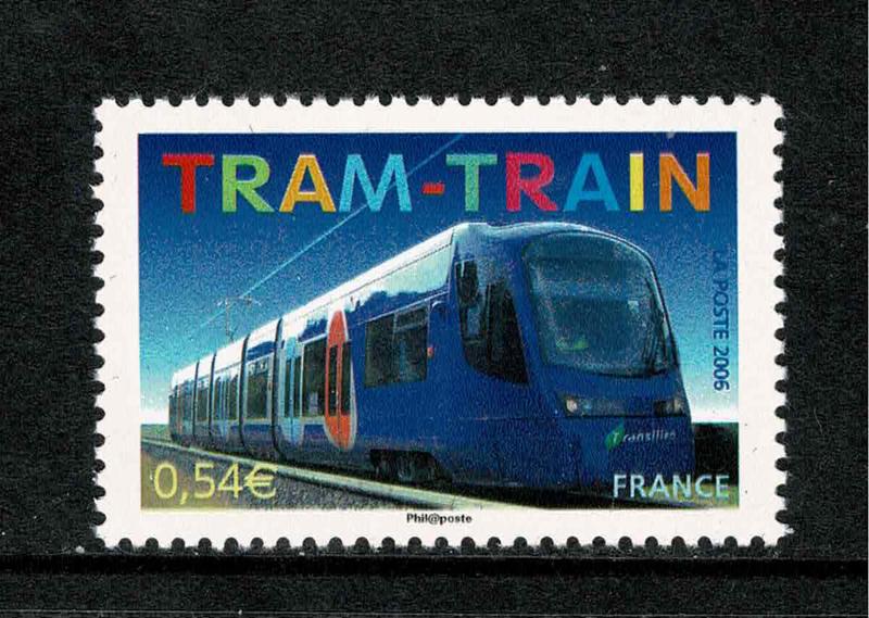 Frankrijk 2006. TramTrain **