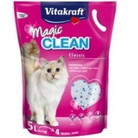 Vitakraft Magic Clean silica kattenbakvulling