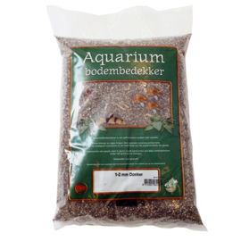 Aquariumgrind donker