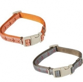 MacLeather halsband Techno 26-40 cm