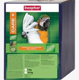 Beaphar Care+ Papegaaien en Kaketoes High Energy pellets, 5 kg